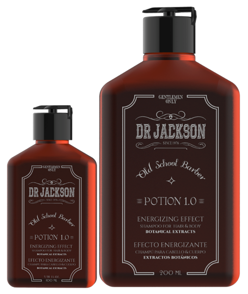 Picture of DR JACKSON Potion 1.0 Shampoo 100 ml