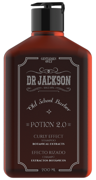 Picture of DR JACKSON Potion 2.0 Shampoo Curly Effect 200 ml