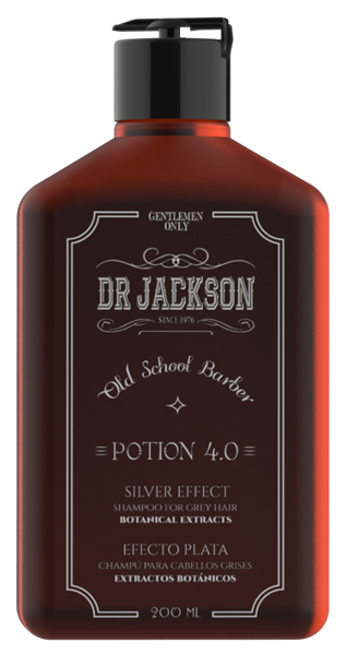 Picture of DR Jackson Potion 4.0 Shampoo For Grey Hair 200 ml