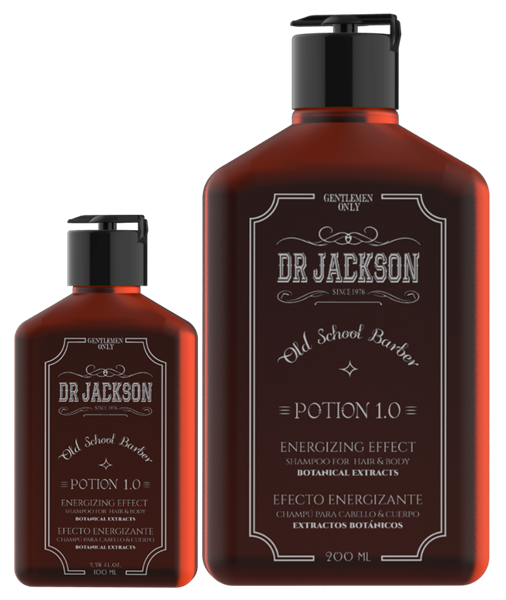 Picture of DR JACKSON Potion 1.0 Shampoo 200ml