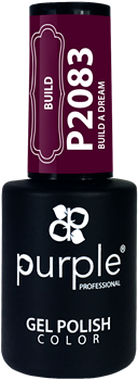 Imagens de Purple Verniz Gel Build A Dream 10ml Ref. P2083