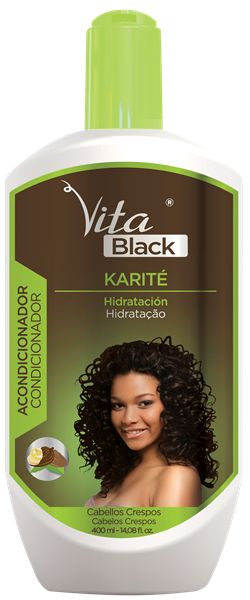 Picture of CONDICIONADOR VITABLACK MANTEIGA DE KARITE  400ml