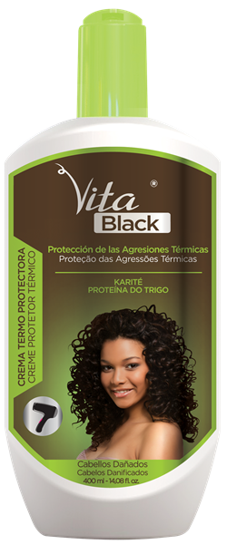 Picture of CREME PROTETOR TERMICO VITABLACK  400ml