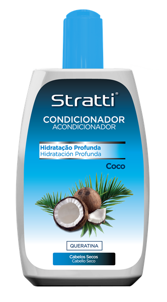 Picture of CONDICIONADOR STRATTI COCO 300 ML