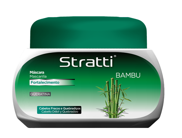 Picture of MASCARA STRATTI BAMBÚ 550 G