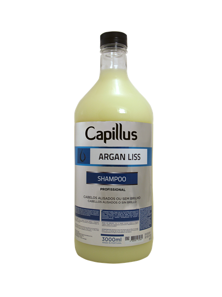 Picture of SHAMPOO CAPILLUS ARGAN LISS 3000 ml