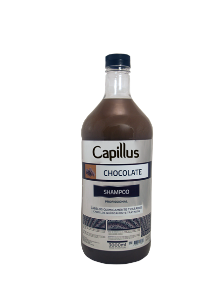 Picture of SHAMPOO CAPILLUS CHOCOLATE  3000 ml