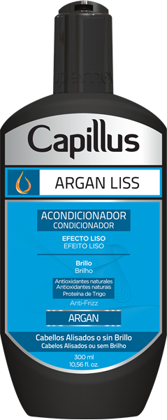 Picture of CONDICIONADOR CAPILLUS ARGAN LISS  300ml