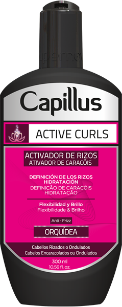 Picture of ATIVADOR CARACOIS CAPILLUS ACTIVE CURLS  300ml