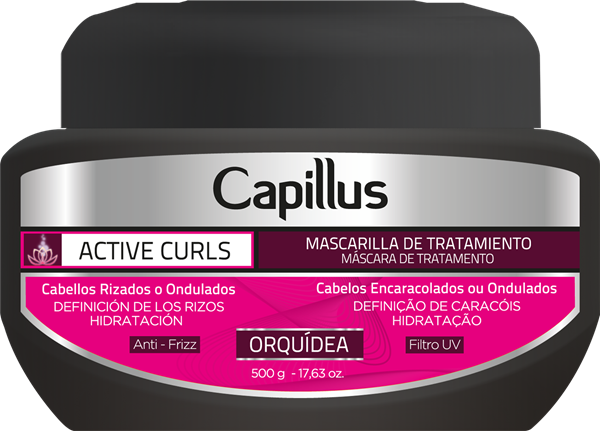 Picture of MÁSCARA CAPILLUS ACTIVE CURLS  500g