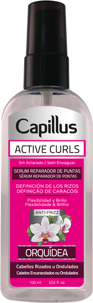 Picture of SERUM REPARADOR PONTAS CAPILLUS ACTIVE CURLS 100ml