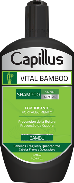 Picture of SHAMPOO CAPILLUS VITAL BAMBOO  400ml