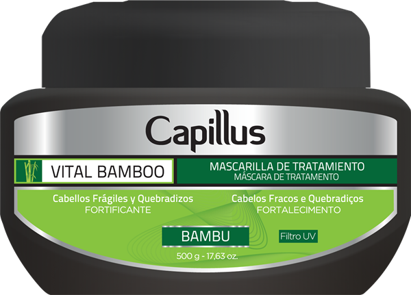 Picture of MÁSCARA CAPILLUS VITAL BAMBOO  500g