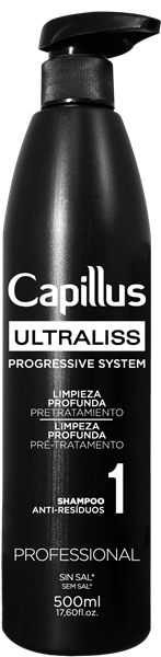 Picture of SHAMPOO ANTI-RESÍDUOS CAPILLUS ULTRALISS  500ml