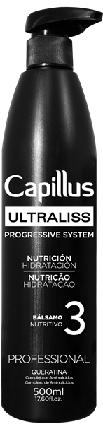 Picture of BÁLSAMO NUTRITIVO CAPILLUS ULTRALISS  500ml
