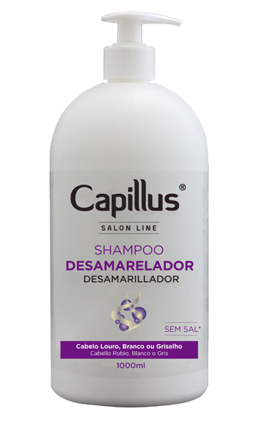 Picture of SHAMPOO DESAMARELADOR CAPILLUS 1000ml