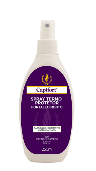 Picture of SPRAY PROTETOR TÉRMICO FORTAL. CAB. COM ALISAMENTO  250ml