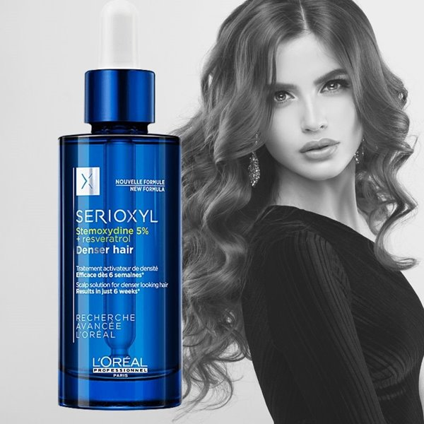 Picture of Loreal Serioxyl Denser Hair 90ml