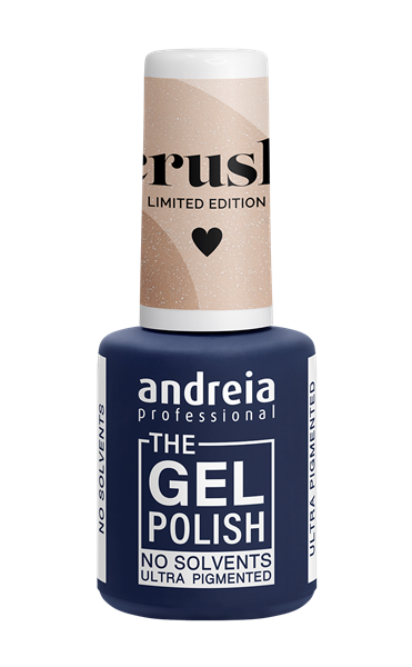 Picture of Andreia The Gel Polish CR1 10,5ml - Coleção Crush