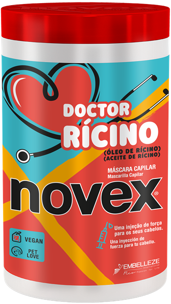Picture of Novex Doctor Ricinio Máscara Kg
