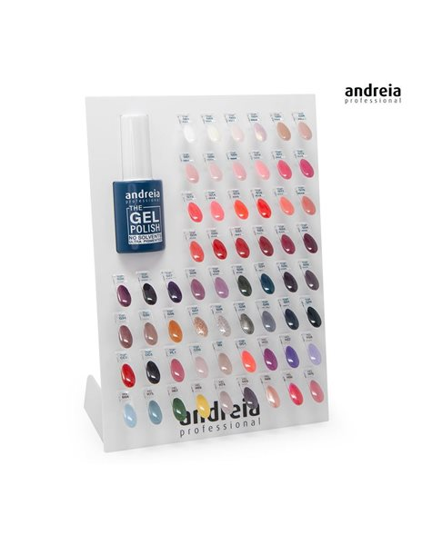 Picture of Andreia Color Lab Display The Gel Polish