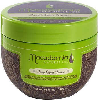 Imagens de MACADAMIA NATURAL OIL DEEP REPAIR MASQUE 470 ML