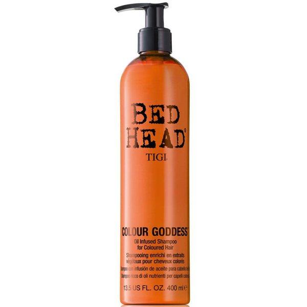 Picture of TIGI BH COLOUR GODDESS SHAMPOO 400ML