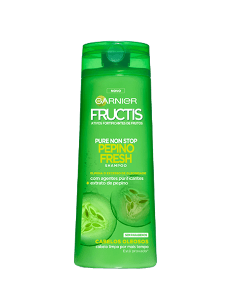 Picture of Fructis Pure Non Stop Shampoo Pepino Fresh 250ml
