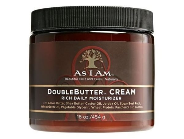 Picture of As I Am Double Butter Cream 454g