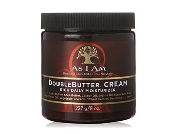 Imagens de As I Am Double Butter Cream 120ml