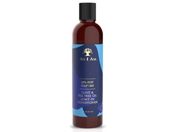 Imagens de As I Am Dry & Itchy Leave-In Conditioner 8oz