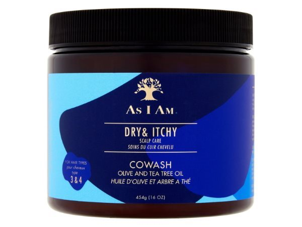 Picture of As I Am Dry & Itchy Cowash 16oz