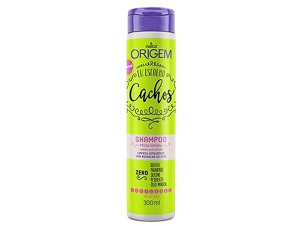 Picture of ORIGEM Shampoo Cachos 300ml