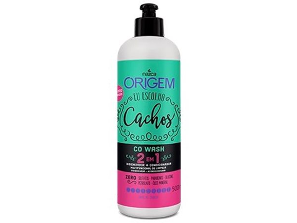 Picture of ORIGEM Cond. Co Wash 2 em 1 500ml