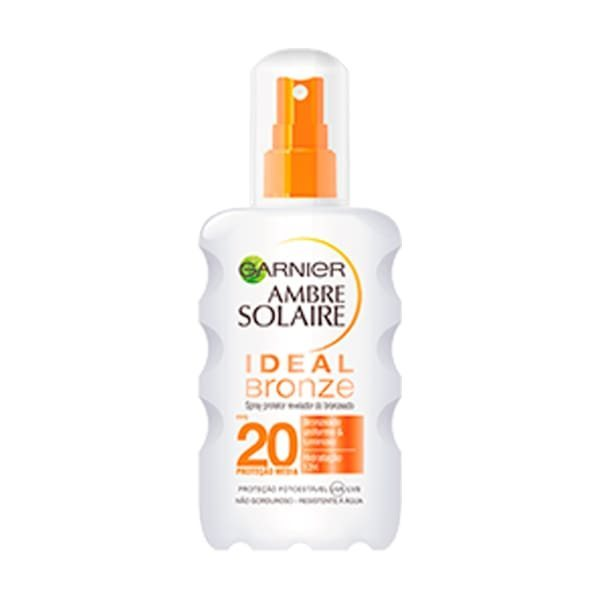 Picture of Protector Solar Spray Ideal Bronze FPS 20+ Ambre Solaire Garnier