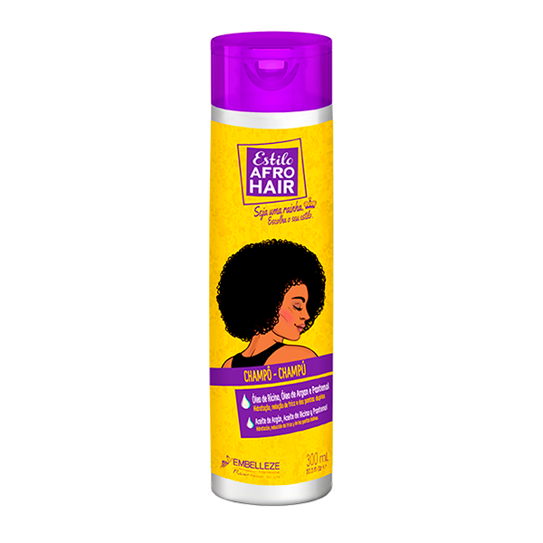 Picture of Estilo Afrohair Shampoo 300ml