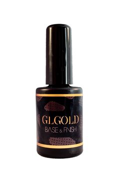 Imagens de GL Nails Base and Finish 10 ml