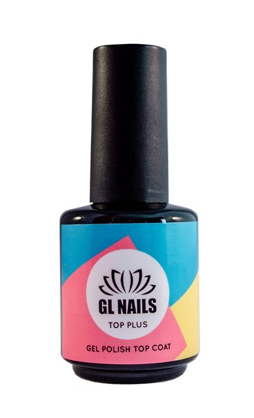Picture of GL Nails TopCoatPlus 15 ml