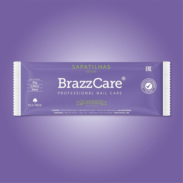 Picture of BrazzCare Balbcare Sapatilhas PACK 10X1