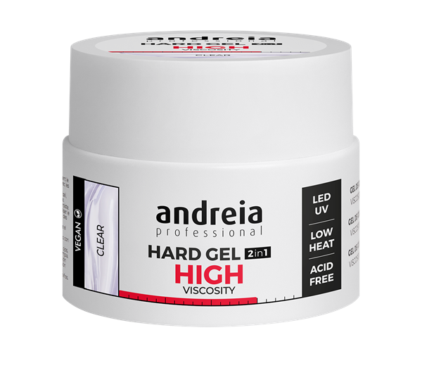 Picture of Andreia Hard Gel High Viscosity Clear 44Gr