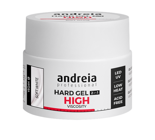 Picture of Andreia Hard Gel High Viscosity Soft White 44Gr