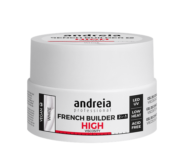 Picture of Andreia French Builder High Viscosity White 22Gr