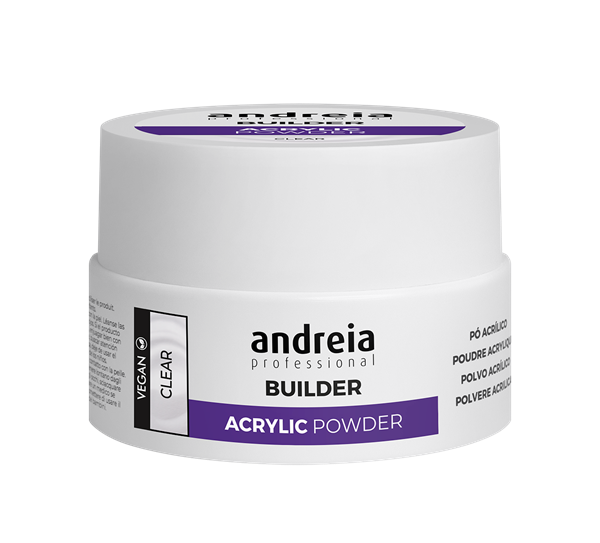 Picture of Andreia Acrylic Powder Clear 20Gr