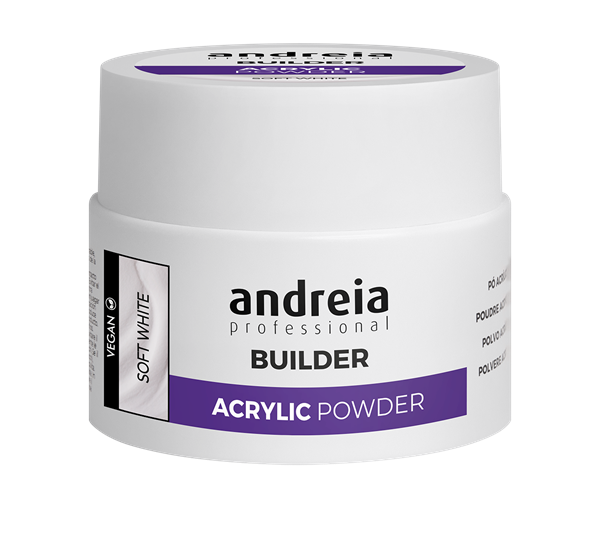 Picture of Andreia Acrylic Powder Soft White 35Gr
