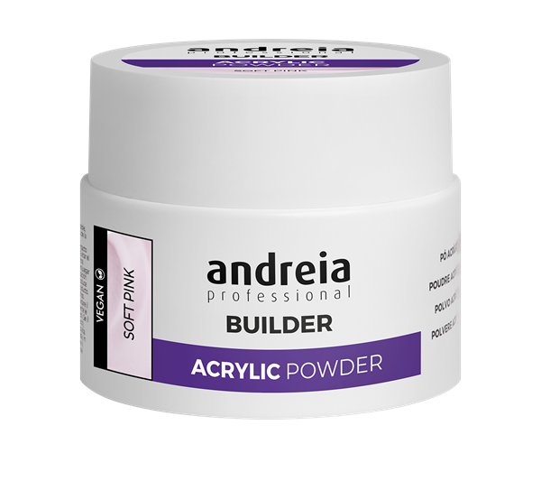 Picture of Andreia Acrylic Powder Soft Pink 35Gr
