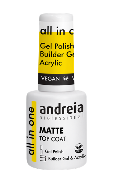 Picture of Andreia All In One Matte Top Coat 10,5ml