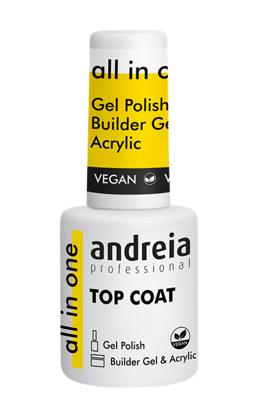 Picture of Andreia All In One Top Coat 10,5ml