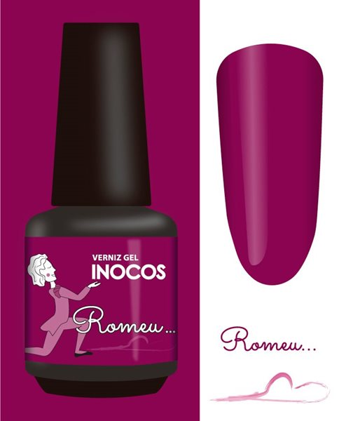 Picture of INOCOS Verniz Gel Romeu 15ml
