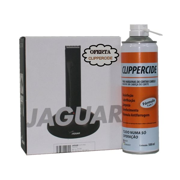 Picture of PACK MÁQUINA  J-CUT ONE + CLIPPERCIDE