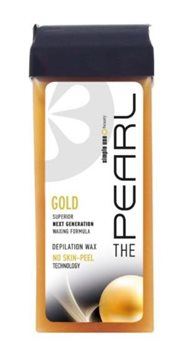 Imagens de Cera Roll On Pearl Gold 100ml Caixa com 24 unidades, by Simple Use